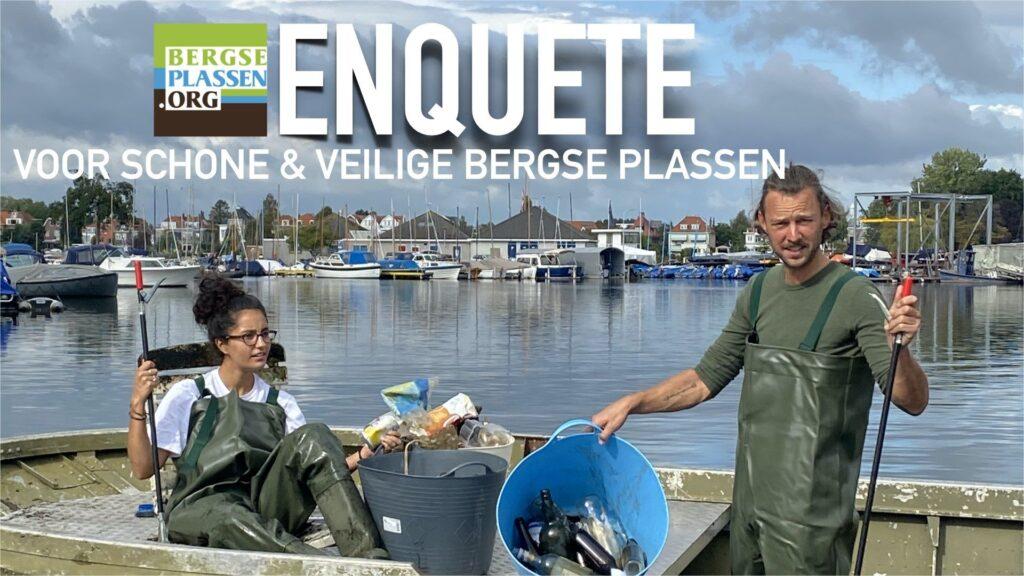 Enquête voor bewoners en gebruikers Bergse Plassen.